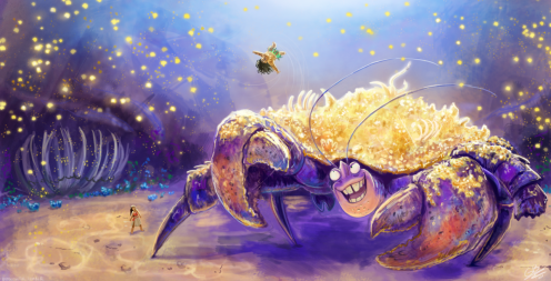 shiny_crab_by_gbtz007-davzwei